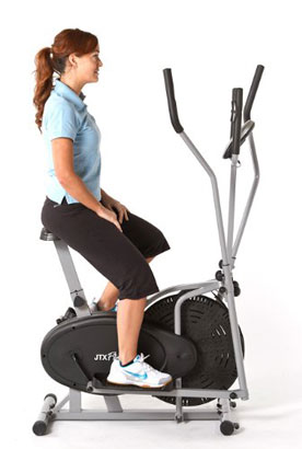 JTX 2-In-1 Cross Trainer Bike