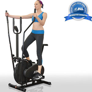JLL CT100 2-in-1 Elliptical Cross Trainer