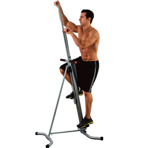 MaxiClimber The Unisex Vertical Climbing Fitness System
