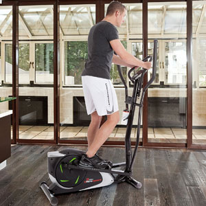 Ultrasport XT-Trainer 700M/800A Cross Trainer