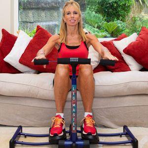 Rovera LegMaster Leg Exerciser Home Gym Fitness Equipment