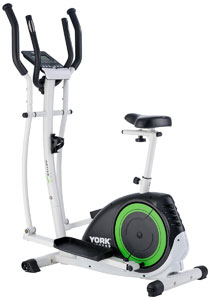 York Active 120 2-in-1 Cycle Cross Trainer