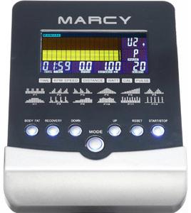 Marcy Deluxe Elliptical Cross Trainer