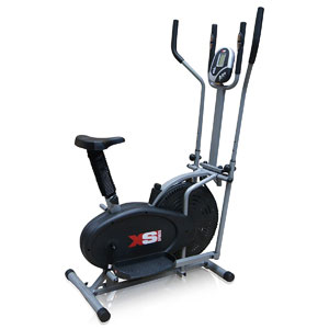 XS Sports 2-in-1 Elliptical Cross Trainer