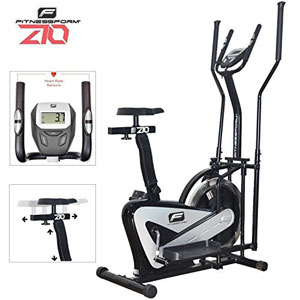 Fitnessform Z10 Cross Trainer Exercise Bike