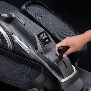 Skandika Sit-Fit Mini Elliptical Cross Trainer